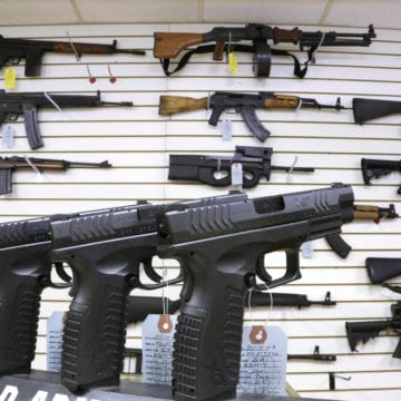 Gun background check system riddled with flaws