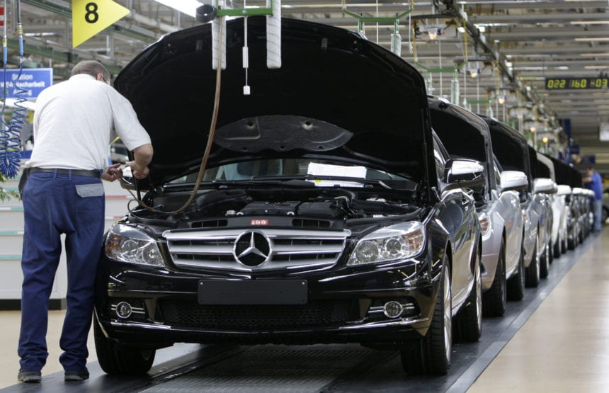 Manufacturing orders grew in January