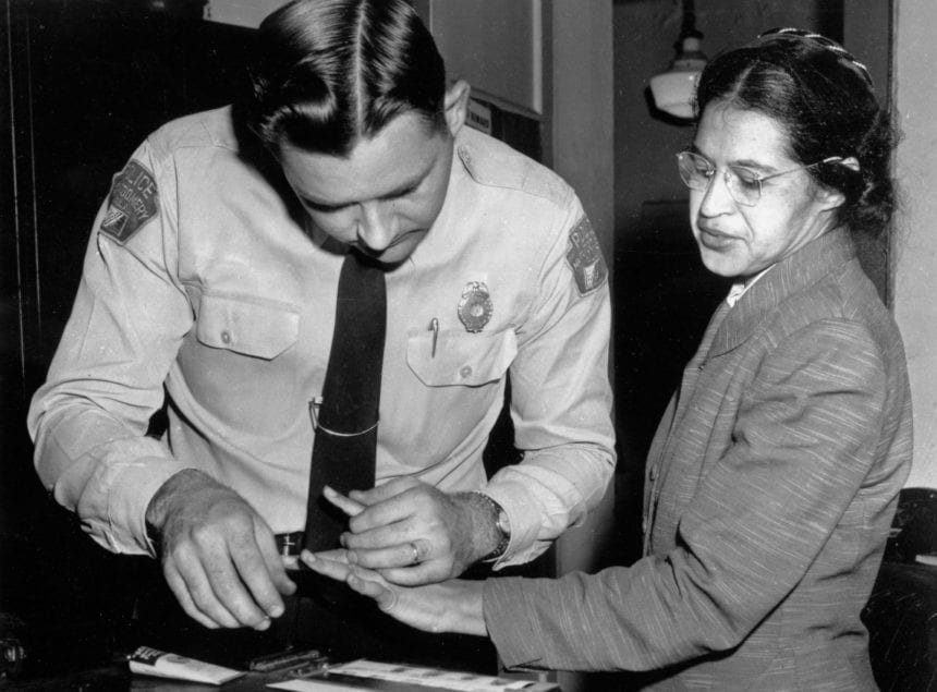 Alabama marks first official Rosa Parks Day