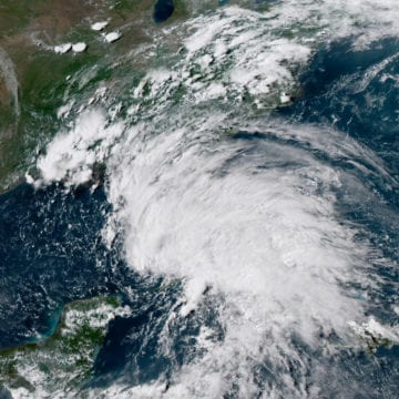 Alberto dumps heavy rains on the South