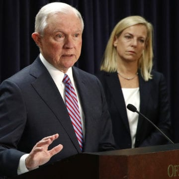 Sessions: MS-13, drug cartels among top threats to US