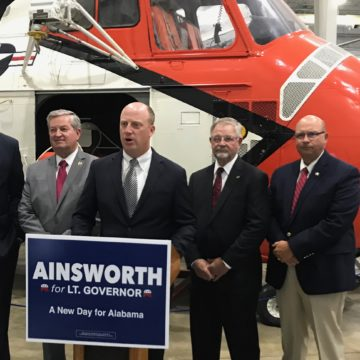 Ainsworth collects south Alabama endorsements