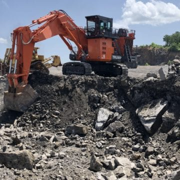 Press Release: Trump Credited for Reopening of an Alabama Coal Company; $3 Million Excavator Named In His Honor