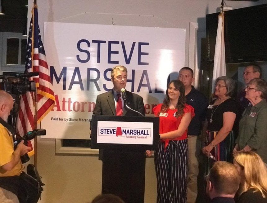 Marshall defeats King in AG runoff