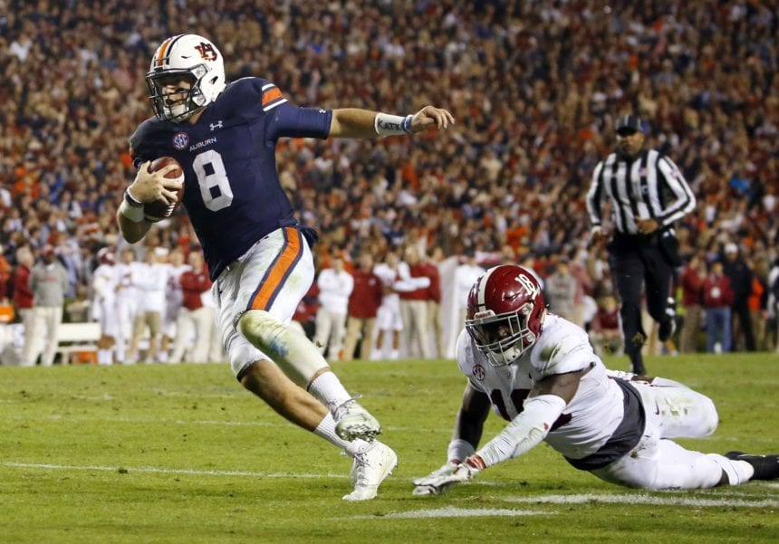 Stidham, Auburn aiming for repeat SEC West title and more
