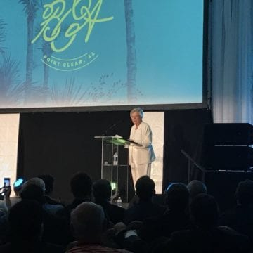 At BCA, Ivey speaks on transition, opportunity