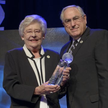 BCA honors Ivey with its Chairman's Award