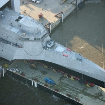 Austal awarded contract for two new LCS