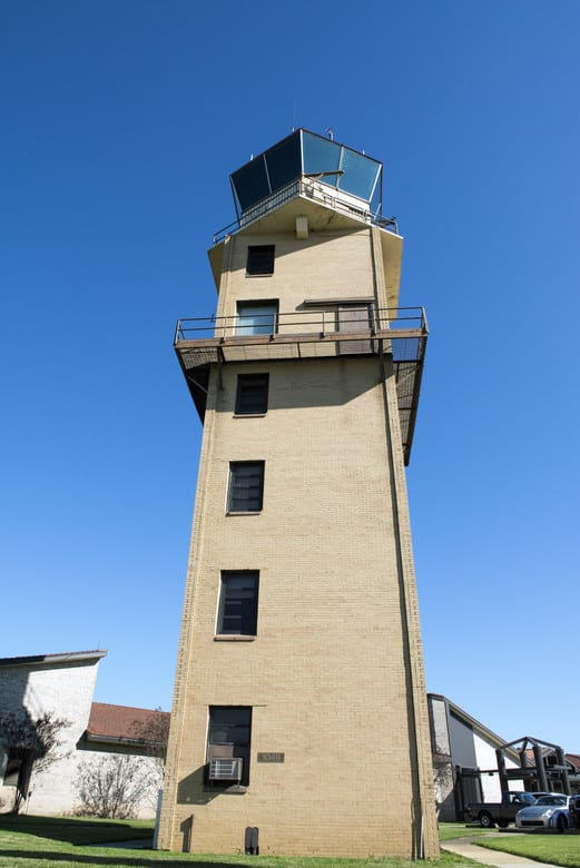 Maxwell gets long-awaited control tower upgrade
