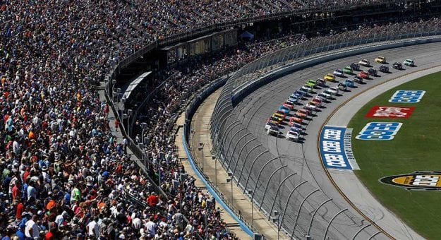 Big Dig: Superspeedway tunnel draws closer to checkered flag