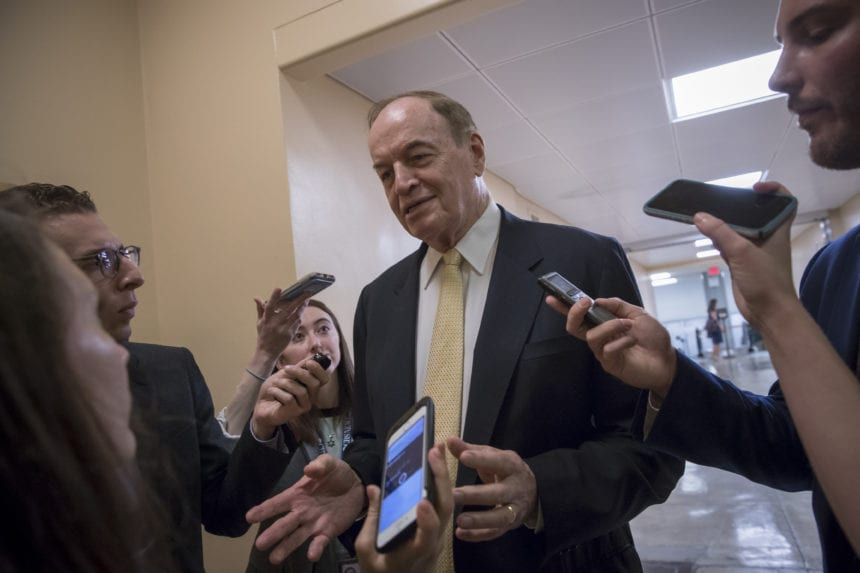 Shelby after CIA briefing: 'somebody should be punished' for Saudi killing