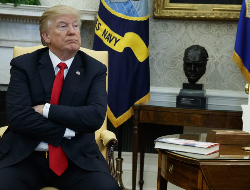 Shutdown goes on as Trump offer doesn't budge Democrats