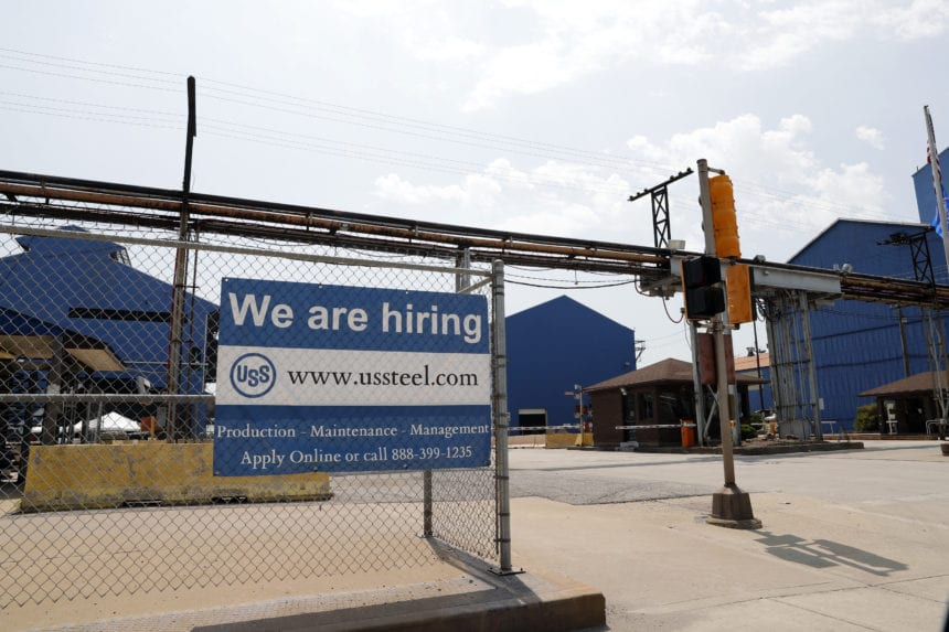 Alabama jobless rate steady at 3.8 percent