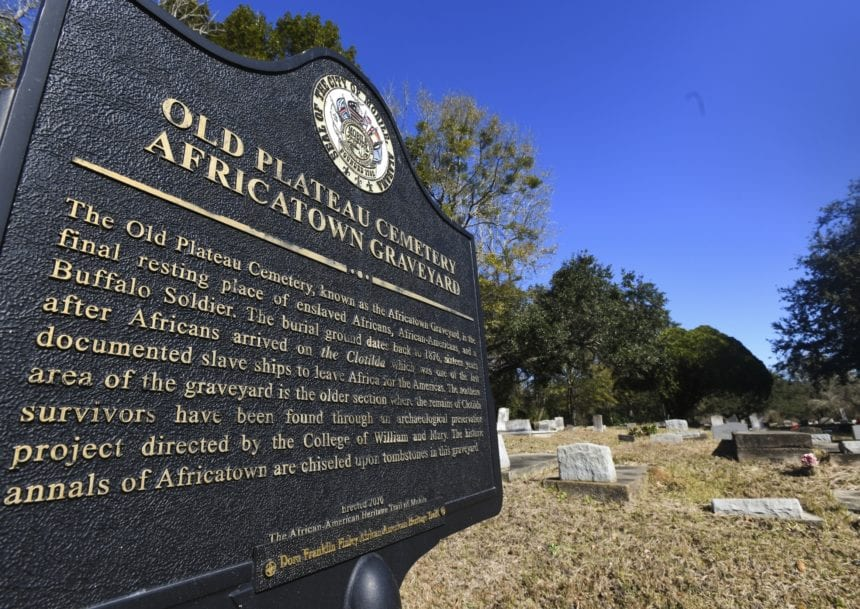 Descendants from last US slave ship gathering in Alabama