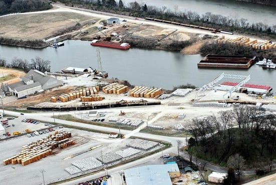 Orr proposes gas tax funding for inland ports