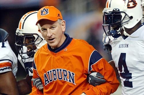 Ex-Auburn football coach Tuberville to run for Ala. Senate