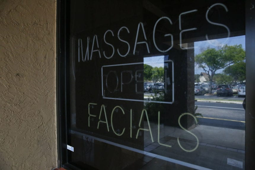 4 north Alabama massage businesses barred from operating