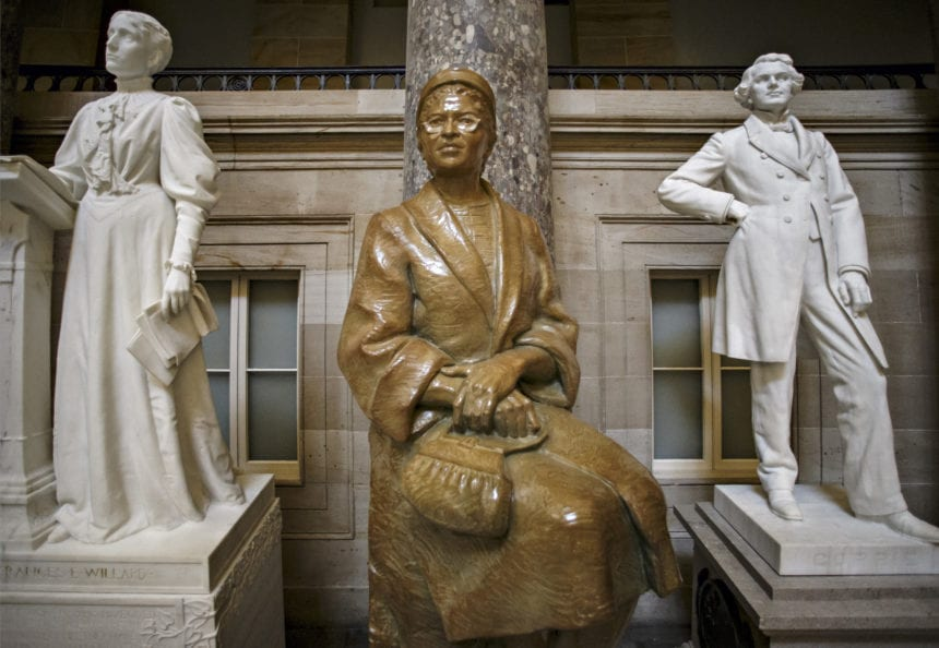 A list of African American sites getting preservation grants