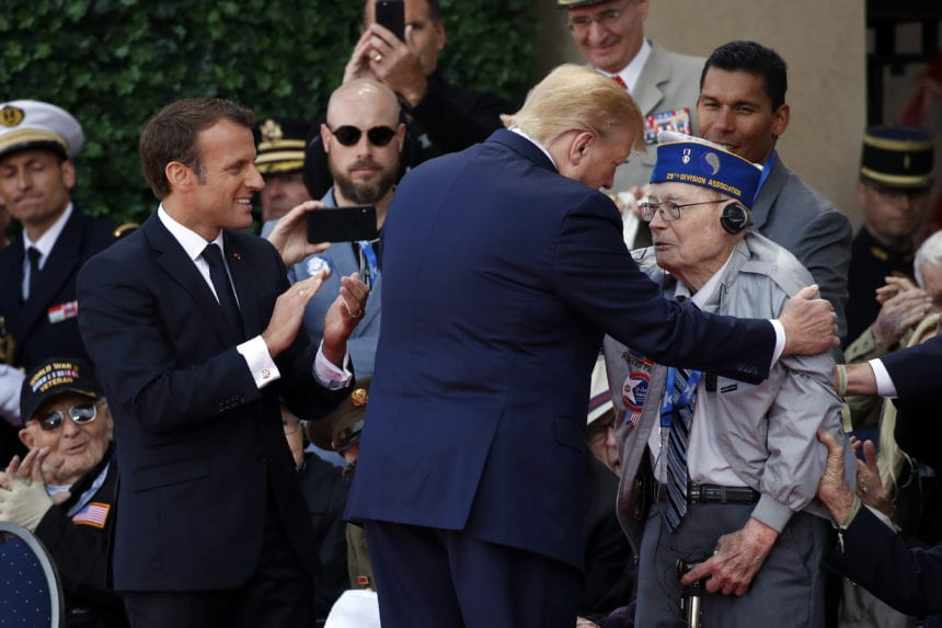 D-Day 75: Nations honor veterans, memory of fallen troops