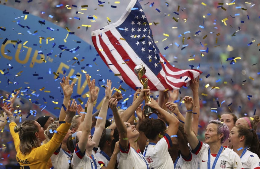 US Women win 4th World Cup title