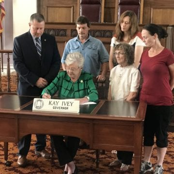 Judicial and criminal justice reform laws highlighted at ceremony