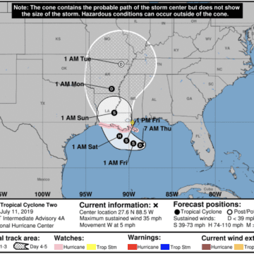 James Spann: Tropical storm expected to form later today, with big Alabama impact