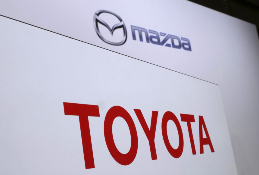 Mazda Toyota reach environmental agreement over fish