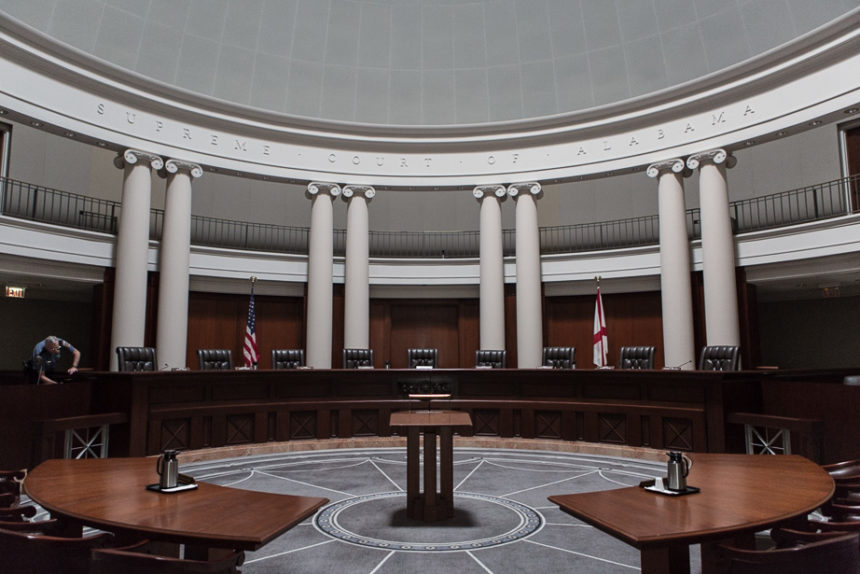 Stuart, Parker compete in chief justice primary