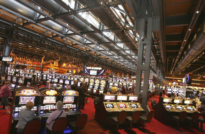Men Arrested After Nearly $200,000 Stolen From Casino