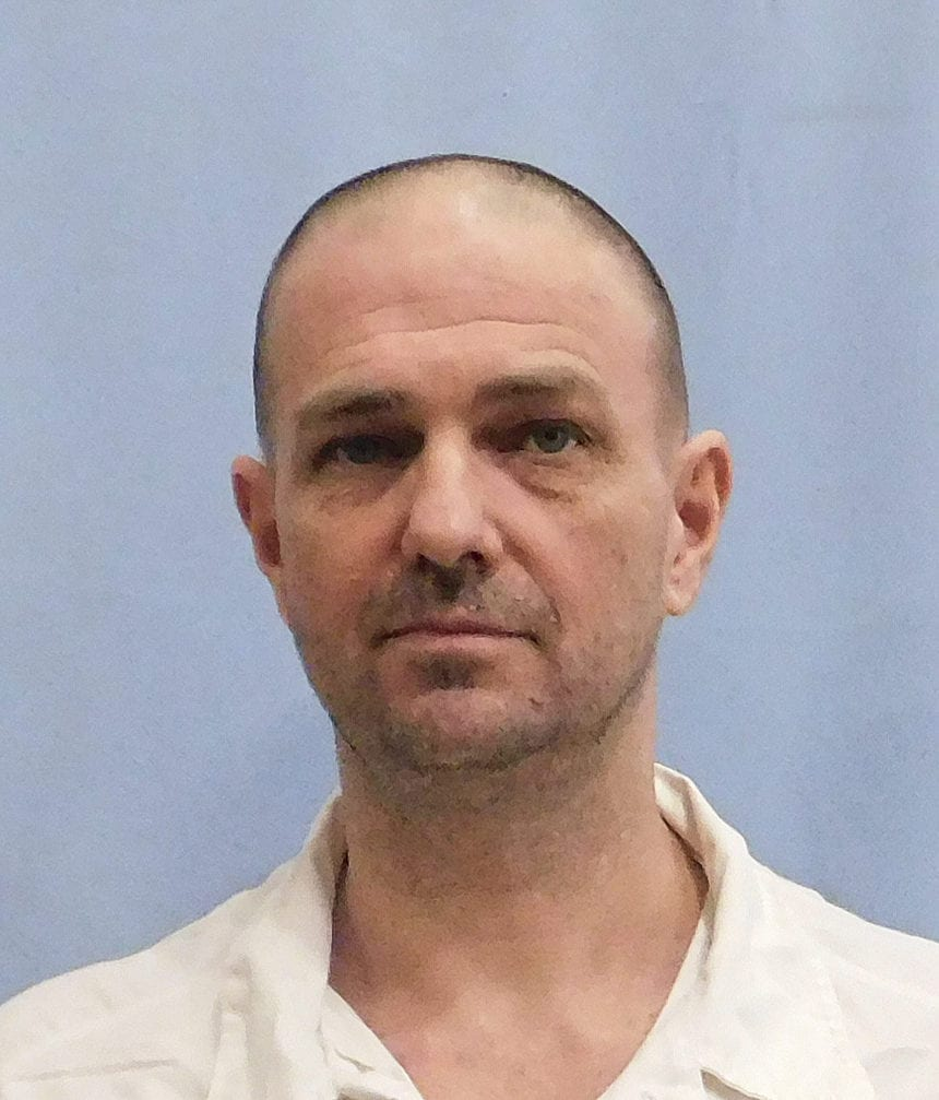 The Latest: Supreme Court denies stay of inmate's execution