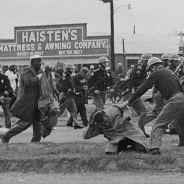 Alabama's 'Bloody Sunday' racial violence of 1965 remembered