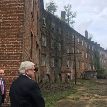 Gin Shop, Saint James Hotel among projects approved for state historic tax credit