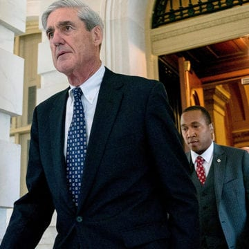 Report: Mueller gives list of questions to Trump's lawyers