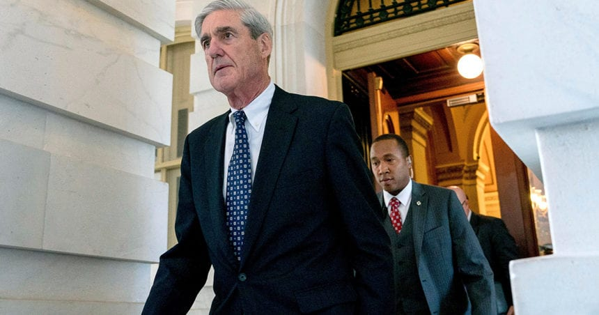 Senate committee OKs bill to safeguard special counsel