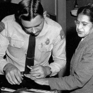Arrest records of Rosa Parks, MLK to be preserved