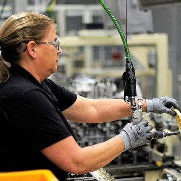 Hyundai investing $388M to update Alabama plant