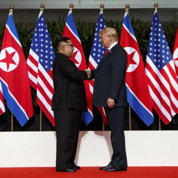 'Security guarantees,' ' denuclearization' promised after Trump-Kim summit