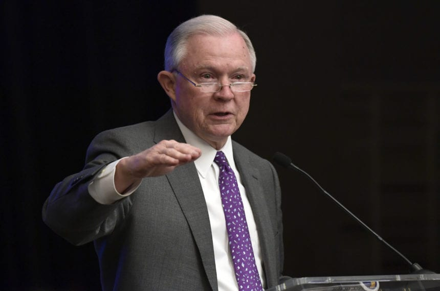 Sessions cites Bible to defend separating immigrant families