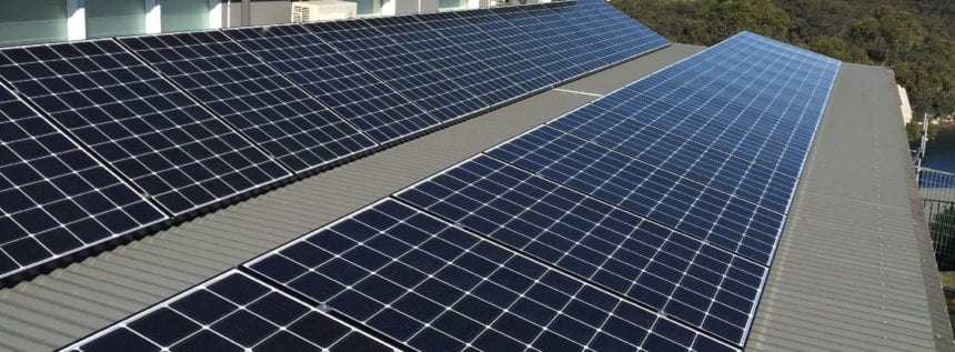 LG Electronics to build solar panel factory in Huntsville