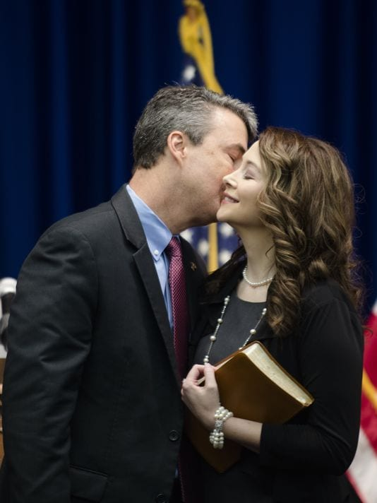 Attorney General Steve Marshall shares painful grief about wife's suicide
