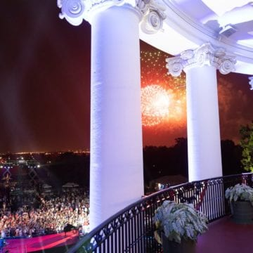 Americans celebrate July 4 with fireworks, parades, salutes