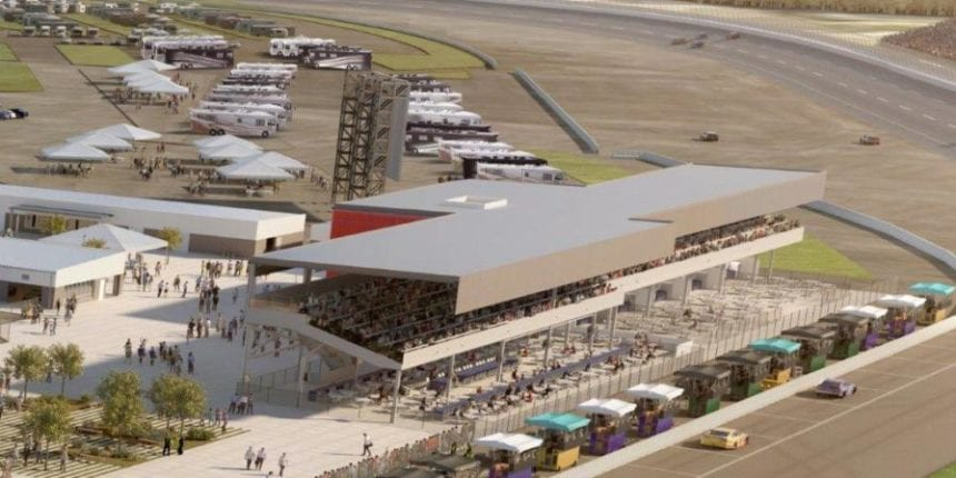 Talladega Superspeedway to undergo $50M 'Transformation' to enhance fan experience