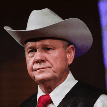 In the Money: Roy Moore mailer paid for by Las Vegas slot company