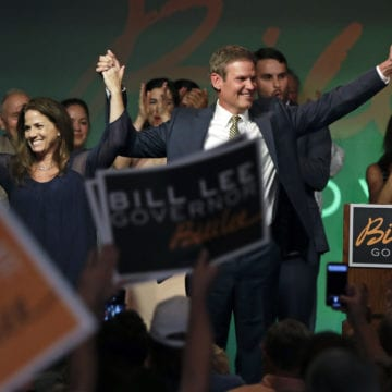 History at Stake in Tennessee Clash for US Senate
