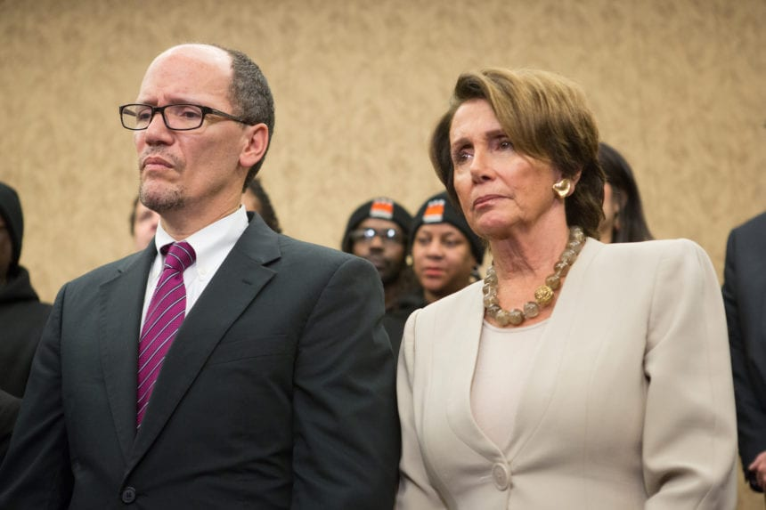 Democrats OK limiting party leaders' role in picking nominee