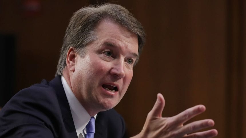 Accuser's story of attack roils plan for Kavanaugh vote