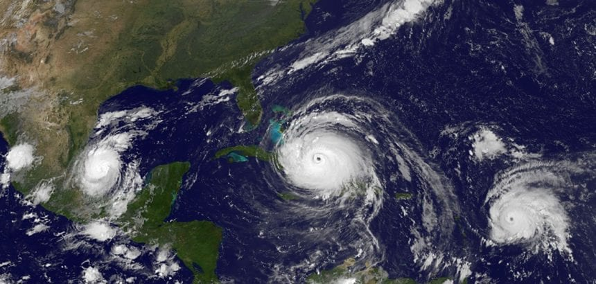 Powerful hurricane could be headed to US
