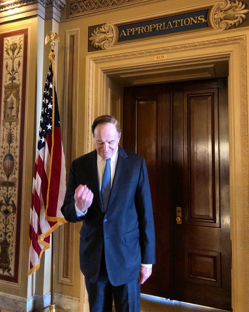Senate clears Defense, Health appropriations; Shelby touts major wins for Alabama