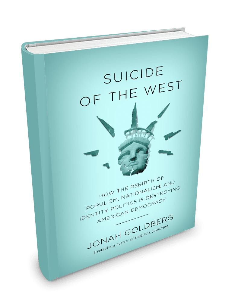 """Stokes: Reviewing """"Suicide of the West: How the Rebirth of Tribalism, Nationalism, and Identity Politics is Destroying America"""""""