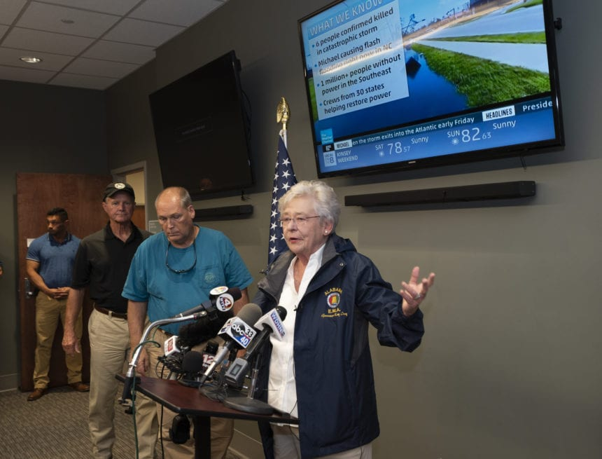 Kay Ivey: The Boss
